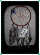 Hand Made Dreamcatcher
