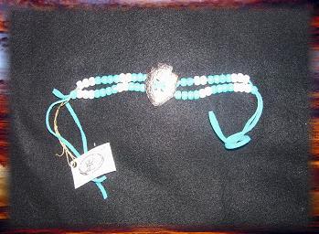 Pony Bead Armband