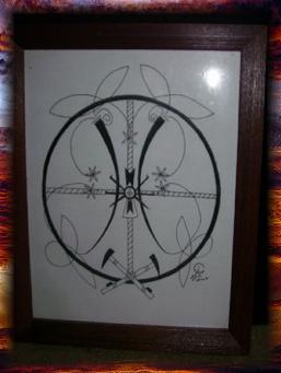 Dream Catcher Sketch