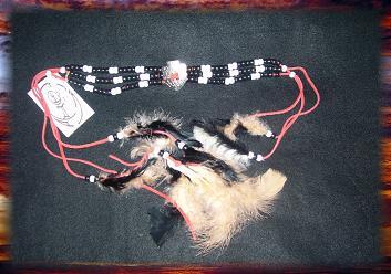 Pony Bead Head Band